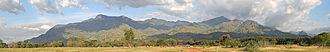 Uluguru Mountains - Uluguru Mountain Ranges