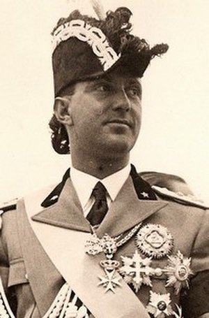 Italian institutional referendum, 1946 - Umberto II of Savoy, the King of May