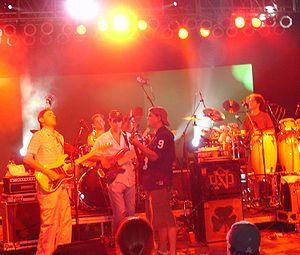 Umphrey's McGee - Umphrey's McGee at 2006 Bonnaroo Music Festival