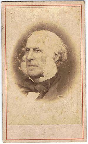 William Andrew Salius Fane de Salis - William Fane de Salis