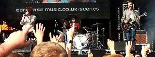English indie rock band