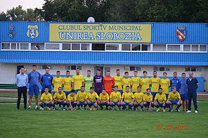AFC Unirea Slobozia - Unirea Slobozia (2015–2016)
