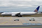 United Airlines, N2639U, Boeing 777-322 ER (25266295657).jpg
