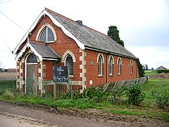 United Methodist Church, Quadring Eaudike, Lincs - geograph.org.uk - 84475.jpg