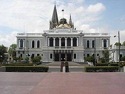 250px University of Guadalajara %28Mexico%29 - Pasto Sintetico Guadalajara