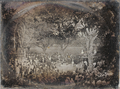 Unknown maker, France, Getty edu, Religious Ceremony on Martinique, Daguerreotype, summer 1850.png