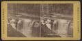 Upper Fall and R.R. Bridge, Portage, N.Y, from Robert N. Dennis collection of stereoscopic views.png