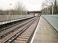 Upper Halliford railway station, Surrey (geograph 4330920).jpg