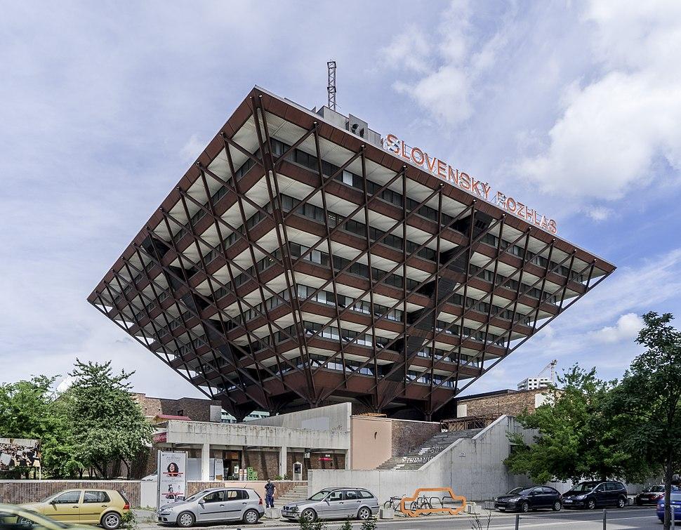Upside down Pyramid, Bratislava 03