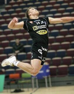 Urpo Sivula Finnish volleyball player