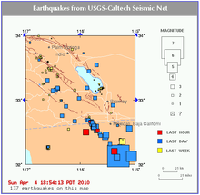 2010 Baja California earthquake - Wikipedia