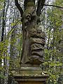 Větrov u Frýdlantu - socha svaté Máří Magdaleny (14).jpg