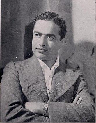 V. Shantaram - Shantaram  in 1938