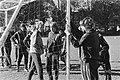 V.l.n.r. Krol, trainer Beenhakker en Lerby, Bestanddeelnr 930-5021.jpg