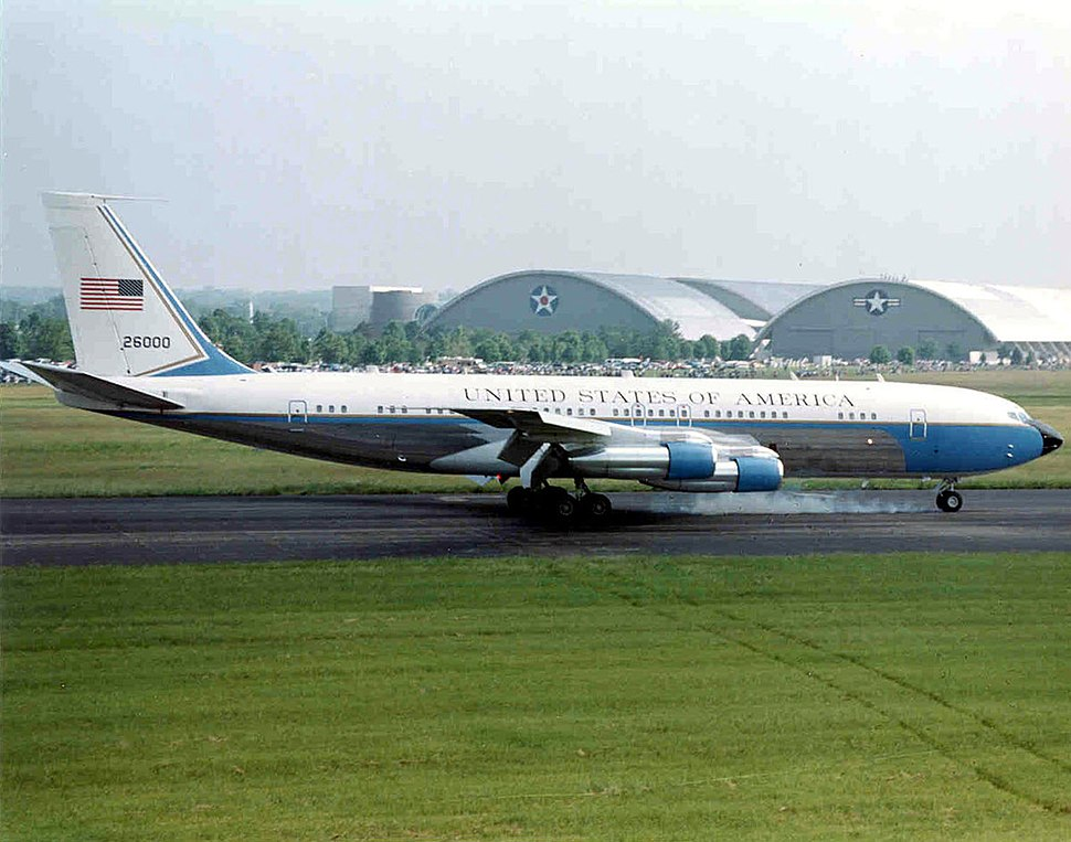 VC-137-1 Air Force One.jpg