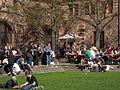 VII. Der Marstall ältestes mittelalterliches Gebäude Heidelbergs beherbergt heute die Mensa der Universität.Jpg