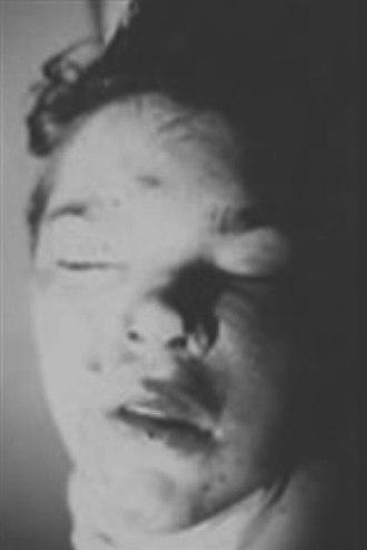 Unidentified decedent - Image: Valentine Doe body