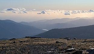 Valley viewed from Sendero Hoya del Portillo in La Taha, Sierra Nevada National Park (DSCF5124).jpg