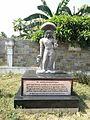 Vamanavataram at Srikurmam Temple 1.jpg
