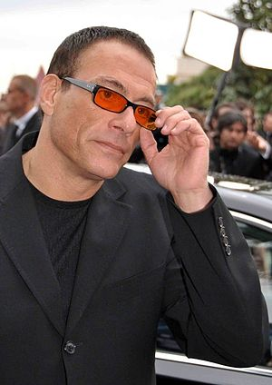 The One After the Superbowl - Image: Van Damme Cannes 2010