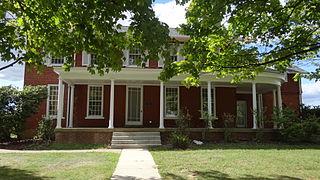 Vance Farmhouse
