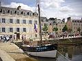 Vannes, semaine du golfe 2015 - Corbeau des mers (4).JPG