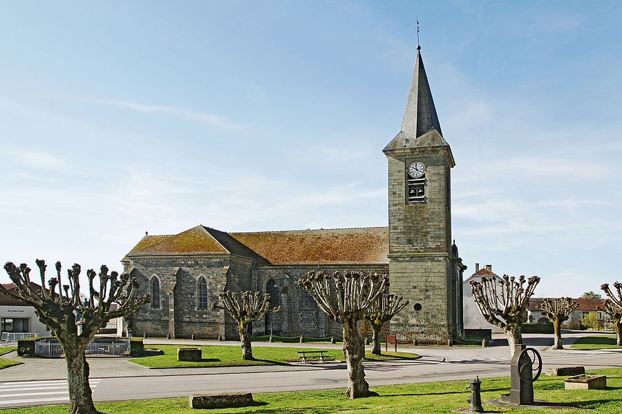 Église Saint-Gengoulf de Varennes-sur-Amance