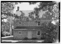 Varnum Headquarters, House, State Route 23, Valley Forge, Chester County, PA HABS PA,15-VALFO.V,3A-8.tif