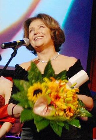 9th OTO Awards - Jarmila Lajčáková