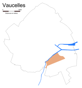 Image illustrative de l'article Vaucelles (Caen)