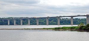 Vejle - Vejle Fjord Bridge