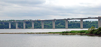Vejle Fjord - Vejle Fjord Bridge
