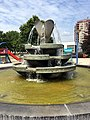 Veldhoven Waterbloem fontein Burgemeester van Elsenpark.jpg