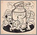 Verkiezingen van 1922 Democratische schemeringen (titel op object), NG-505-115.jpg