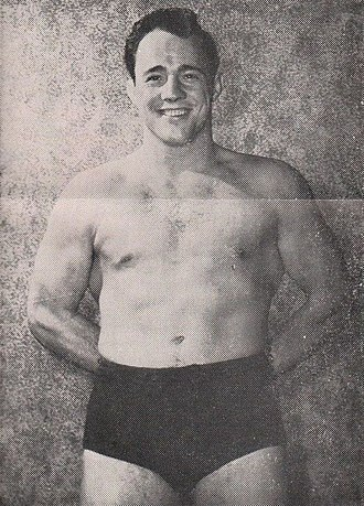 Verne Gagne - Gagne in the early 1950s