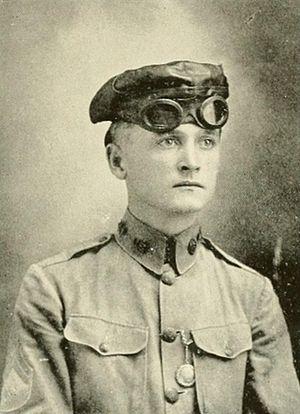 Warren County, Indiana - Vernon Burge in 1913
