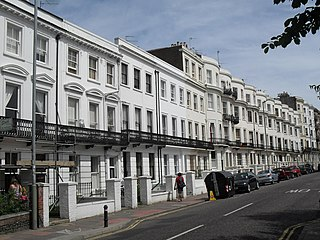 Vernon Terrace, Brighton