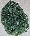 Vesuvianite (Jeffrey Mine, Asbestos, Quebec, Canada) (34416990562).jpg