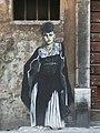 Vevey - rue du Collège - La Buveuse d'absinthe - Meier Savoye d'après Félicien Rops - 02.jpg