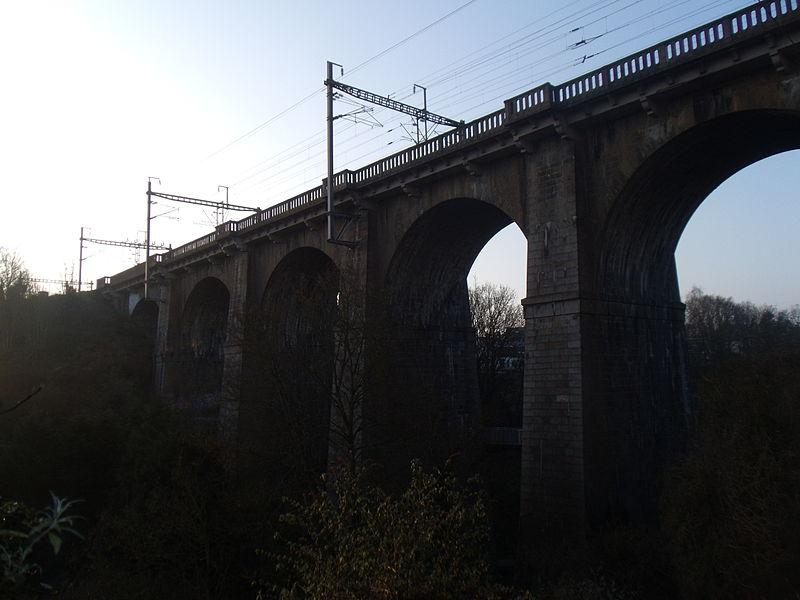 Le Viaduc ferroviaire du Gouédic