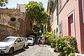 Vicolo del Cedro, Trastevere, Rome, Lazio, Italy - panoramio (1).jpg