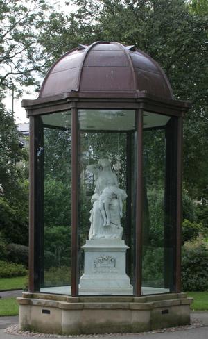 Victoria Hall stampede - Image: Victoria Hall Memorial