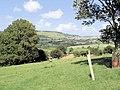View from Cwm towards Trelawnyd - geograph.org.uk - 542950.jpg