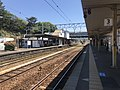 View from platform of Kashii Station 3.jpg