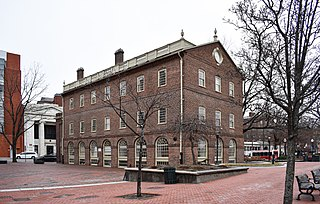 Market House (Providence, Rhode Island) United States historic place