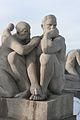 Vigelandpark skulptur.JPG