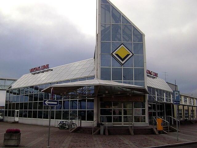 Viking Line Turku Terminaali