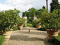 Villa il riposo, giardino 02.JPG