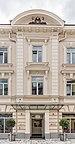 Villach Hanns Gasser Platz 5 Haupt-Feuerwache Risalit 26062018 3680.jpg