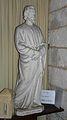 Villamblard église statue st Pierre.JPG
